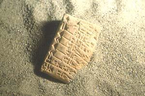 En los Museos Vaticanos se conservan tablillas de escritura cuneiforme y jeroglíficos de casi 6.000 años de antigüedad.